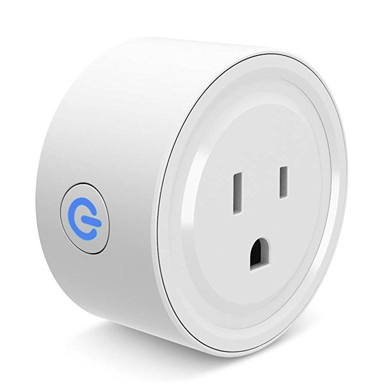 Smart Wifi Power Socket US Smart Power Plug WIFI Wireless Outlet Control Timing Plug Compatible With Alexa Echo & Google Home sm s0301 wireless control wifi multi plug power socket smart home automation us plug outlet