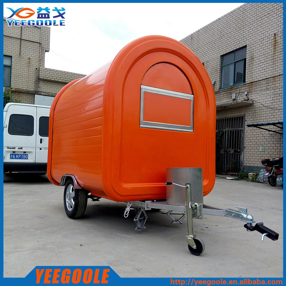 2015China Mobile Used Food Carts for sale, Fast Food Kiosk ...