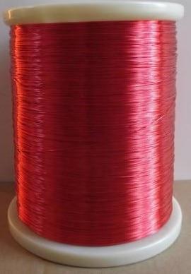 QA-1-155 Fil émaillé en polyuréthane fil de cuivre émaillé Réparation 0.6 mm * 50 m / pcs Livraison gratuite