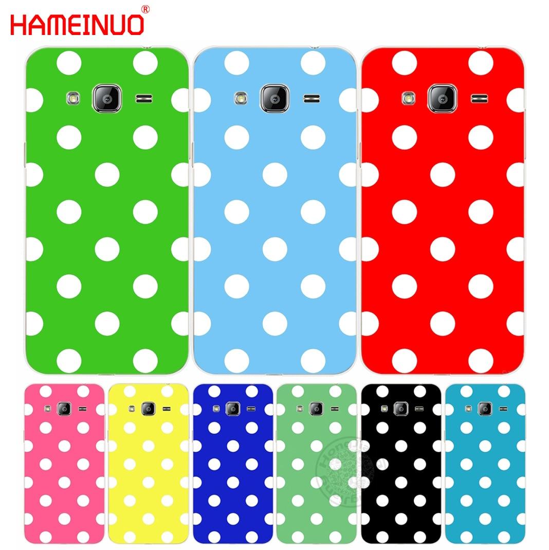 samsung j5 2016 phone case polka dot