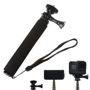 Image 2 - Selfie يده عصا قابل للتعديل تصغير كاميرا Monopod ل GoPro بطل 6/5