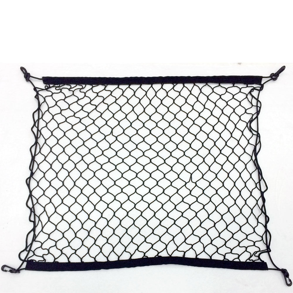Image 2 - For Nissan X Trail T31 2008 2009 2010 2011 2012 2013 Xtrail  Car Trunk Luggage Storage Cargo Organizer Nylon Elastic Mesh Net-in Stowing Tidying from Automobiles & Motorcycles