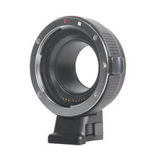 Electronic Auto-Focus Mount Adapter EF-EOSM for Canon EF lens to Canon EOSM M1 M2 M3 Camera with IS Function