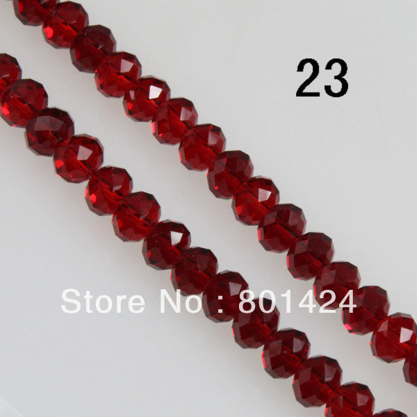5040 AAA Top Quality garnet red color loose Crystal Rondelle beads 6mm/8mm/10mm Free shipping emerald color 2mm 3mm 4mm 6mm 8mm 10mm 12mm 5040 aaa top quality loose crystal rondelle glass beads