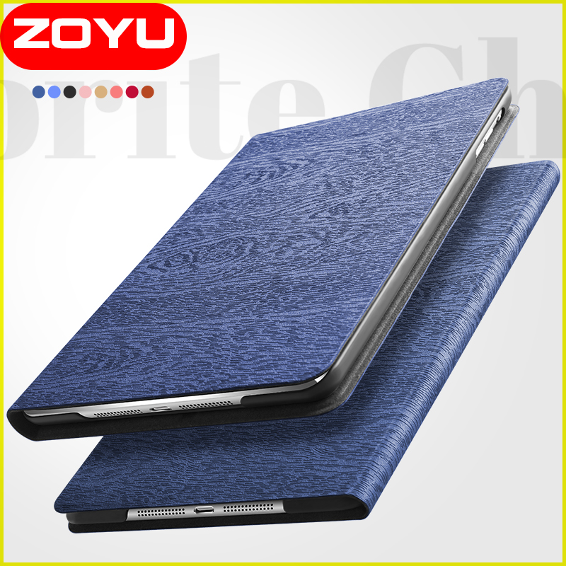 ZOYU Smart for ipad air 2 case Flip PU Leather Stand Cover for Apple Ipad air2