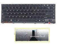 New Laptop US Keyboard For TOSHIBA R845 R800 R845 S80 R845 S95 R940 Black Keyboard