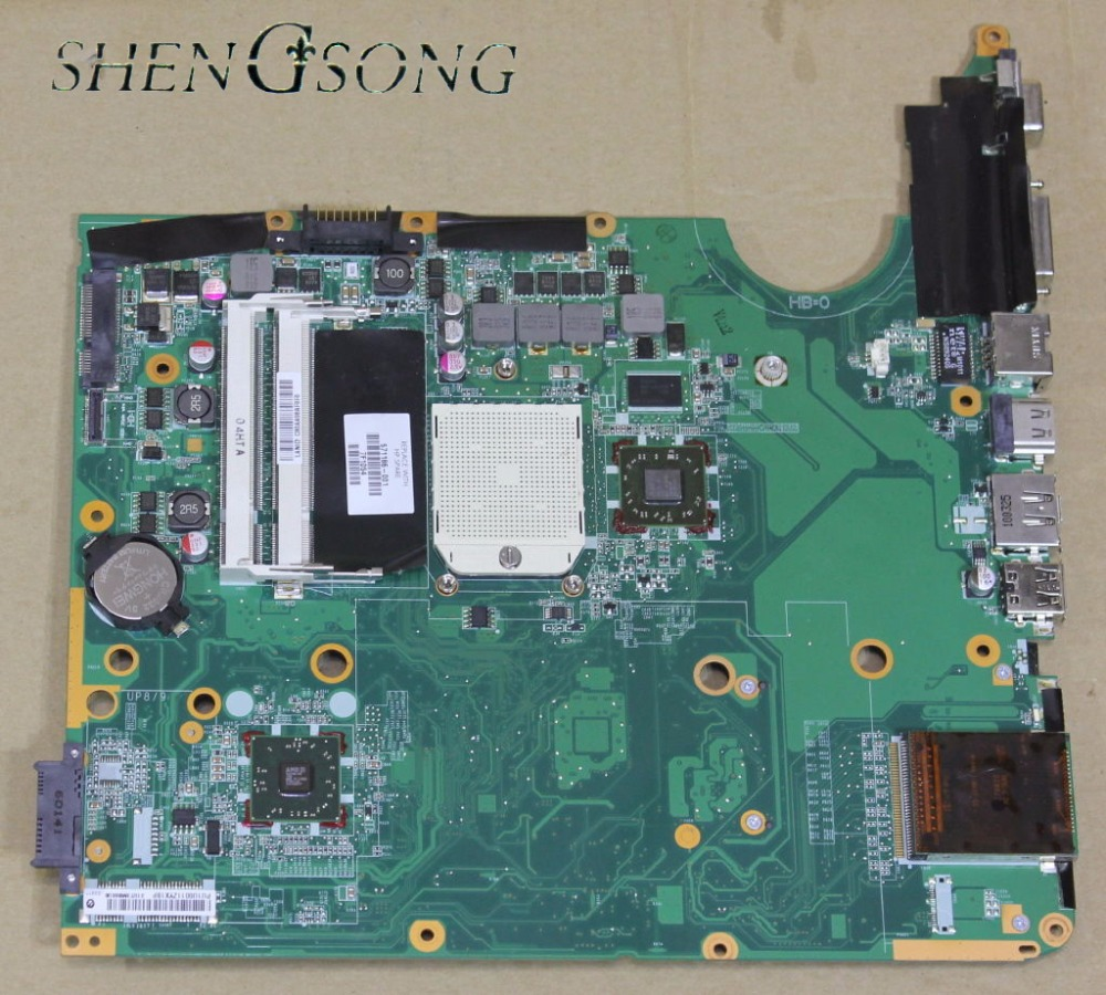 571186-001 Free Shipping Laptop motherboard for HP PAVILION DV6-2000 DV6 Motherboard integrated 216-0752001 DDR2 free shipping laptop motherboard 640451 001 642528 644643 001 for hp dv6 dv6 6000 motherboard ddr3 working perfect
