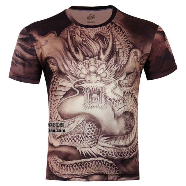 Nueva Muchacha Del Muchacho T Shirt 3D Animal Print Serpiente Perro Galaxy T-Shirt Niños Creativos del Cool Tops Ajuste Altura 95-155 CM 4-15 Años de Edad