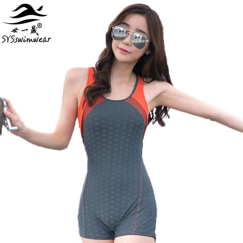 Hot Summer Beach High Quality Sport Women Backless & Wire Free One Pieces Swimwear Patchwork Sexy Swimsuit Pool Bathing Suit 2017 new high quality summer beach sexy women solid bikini swimwear wire free