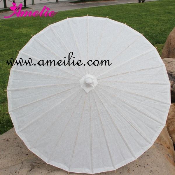 20 개/몫 무료 배송 파티 웨딩 신부 백서 파라솔-에서우산부터 홈 & 가든 의  그룹 2