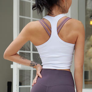 Vest Tank-Tops Tight Top-Workout T-Shirts Crop Fitness Yoga Cretkoav Sexy Sports Running
