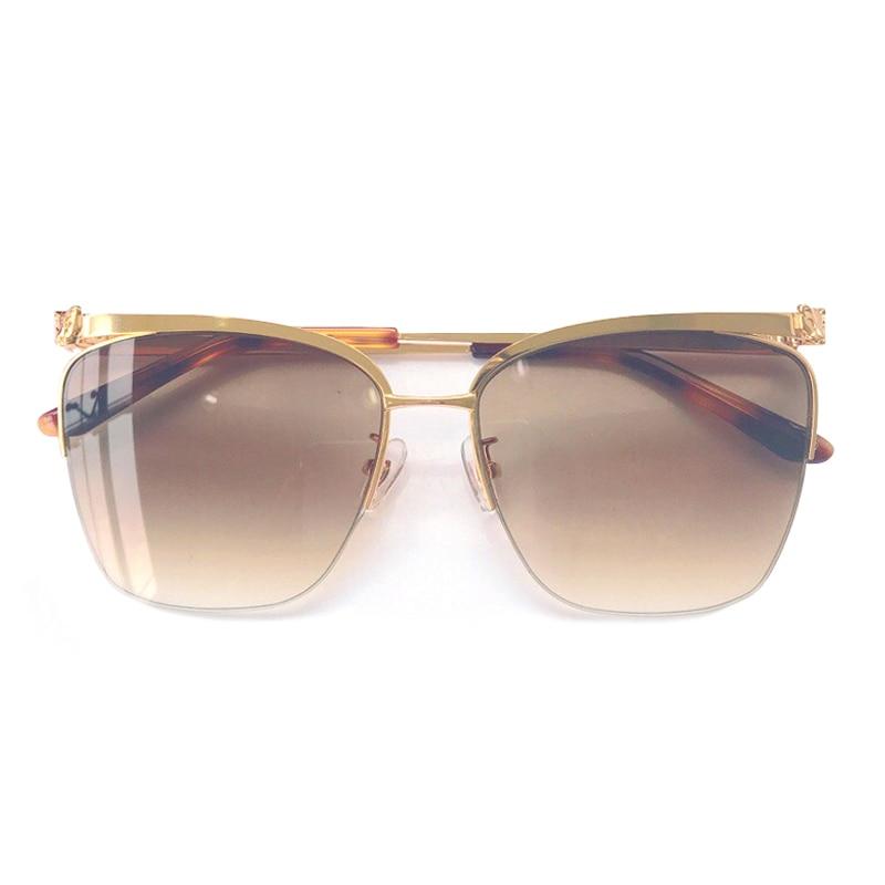 Vintage Square Sunglasses Women Men Luxury Brand Big Frame Sun Glasses Female Shades Coulos UV 400