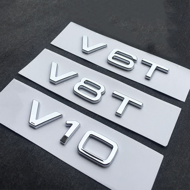 """Glossy Black Letters Emblem /""""SQ5/"""" Rear Trunk Badge Sticker Decal For AUDI SQ5"""