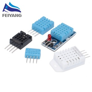 DHT22 AM2302 DHT11/DHT12 AM2320 Digital Temperature Humidity Sensor Module Board Ultra-low Power High Precision 4pin(China)