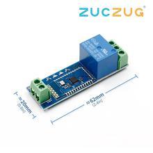 Smart Bluetooth Relay Module Remote Control Switch 5V/12V IO