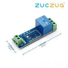 Smart Bluetooth Relay Module Remote Control Switch 5V/12V IO