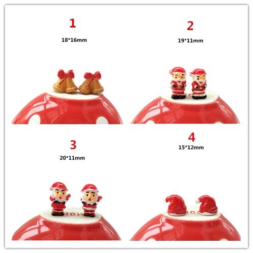 Бесплатная доставка Смола мини Рождество серии micro Пейзаж украшения и Сказочный Сад DIY мебель предметы мебели