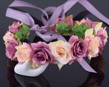 Braut Rose Floral Hochzeit