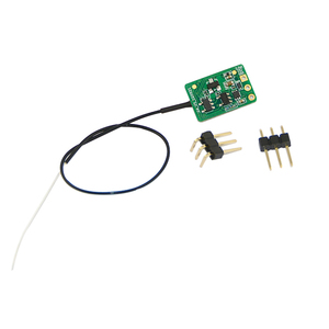 Image 4 - 1 PCS Original Frsky 16CH mini XM  XM+ PLUS Receiver for Indoor FPV Small Quadcopter PWM SBUS Ultra small size, ultra light weig