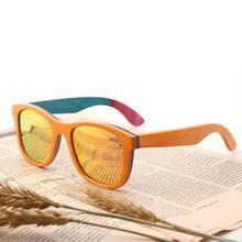 BerWer Brand Designer wood Sunglasses New Polarized Women Men Layered Skateboard Wooden Sunglass Retro Vintage Eyewear