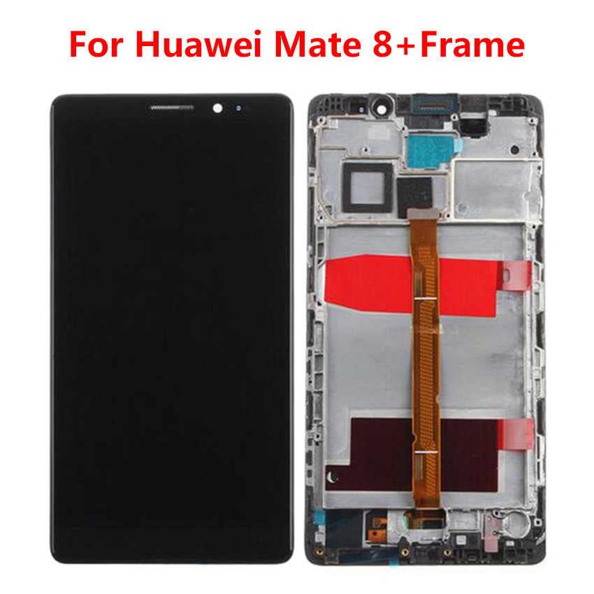 100% Tested 1920x1080 For HUAWEI Mate 8 LCD Display Touch Screen with Frame Digitizer Assembly For HUAWEI Mate 8 6.0LCD100% Tested 1920x1080 For HUAWEI Mate 8 LCD Display Touch Screen with Frame Digitizer Assembly For HUAWEI Mate 8 6.0LCD