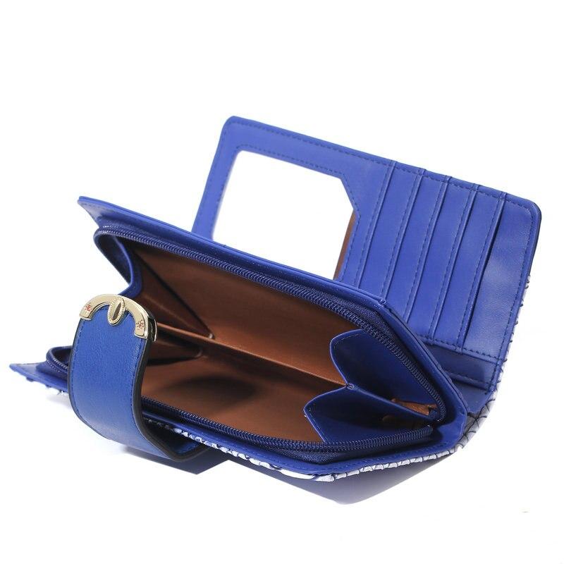 crocodilo mulheres carteiras de luxo Modelo Número : Zipper Women Wallet Lw012