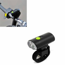 18LUX 580mAH Leadbike USB Rechargeable Bicycle Front Head Light Headlight Superbright LED Flashlight Bike Accessories Wholesale
