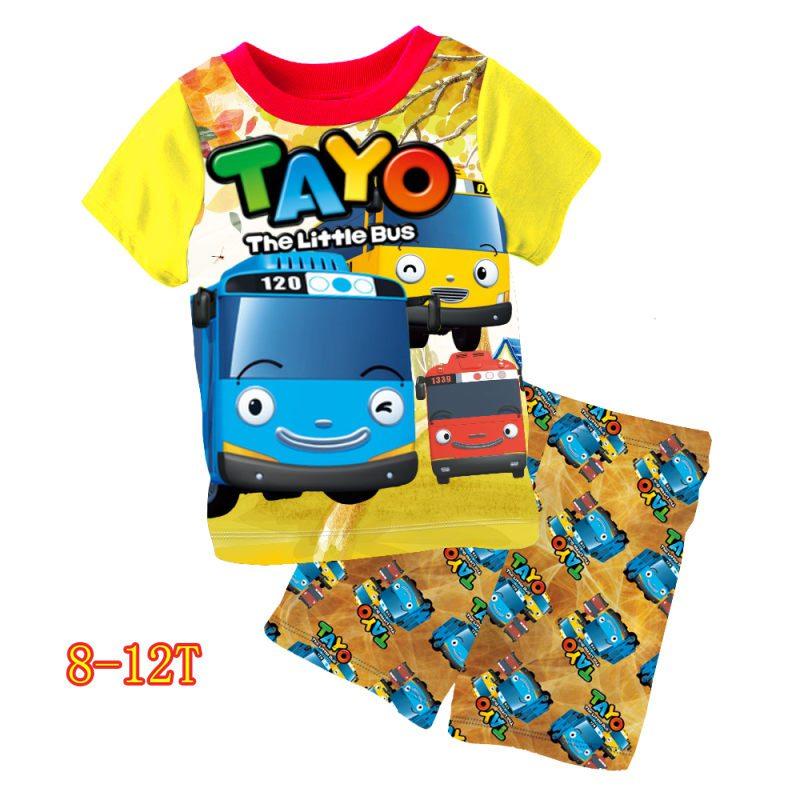 Kids Boys Barcelona Football Club Pyjamas Pjs Ages 3 to 12 Years