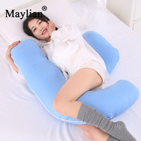 Comfort Sleeping Support Pillow For Pregnant Women Body Pregnancy Pillow Maternity Belly Contoured Body Leg Wedge Pillows p190