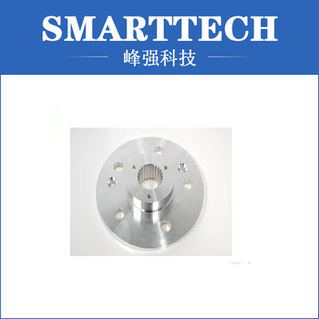 Metal Machining Part with Plating and Polish