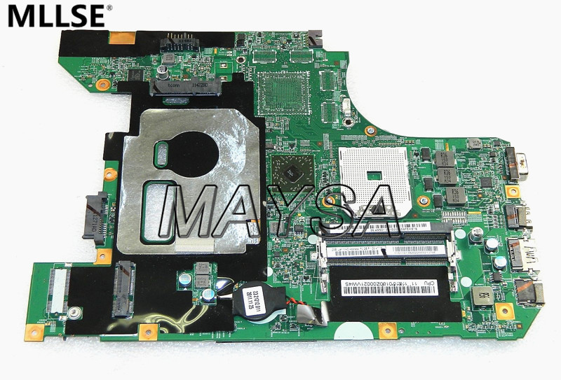 11S11013820 48 4M502 011 Main Board Fit for lenovo ideapad Z575 laptop motherboard socket fs1 DDR3