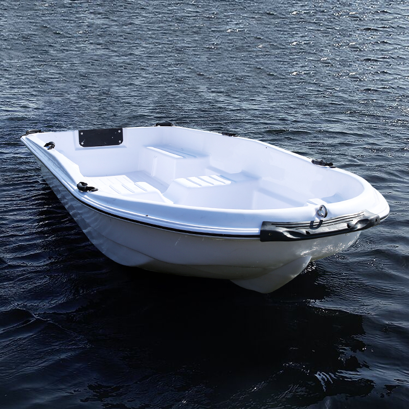 Double-layer Luxury Motorboat Boat FRP High Speed Boat Yacht High-speed Boat Fishing Ship Vessel