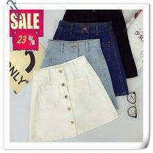 China Compra Knee Skirt Baratos De Jeans Lotes 7Yby6gf
