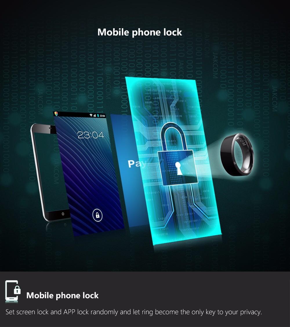 Smart NFC Magic Ring Jakcom R3 (13)