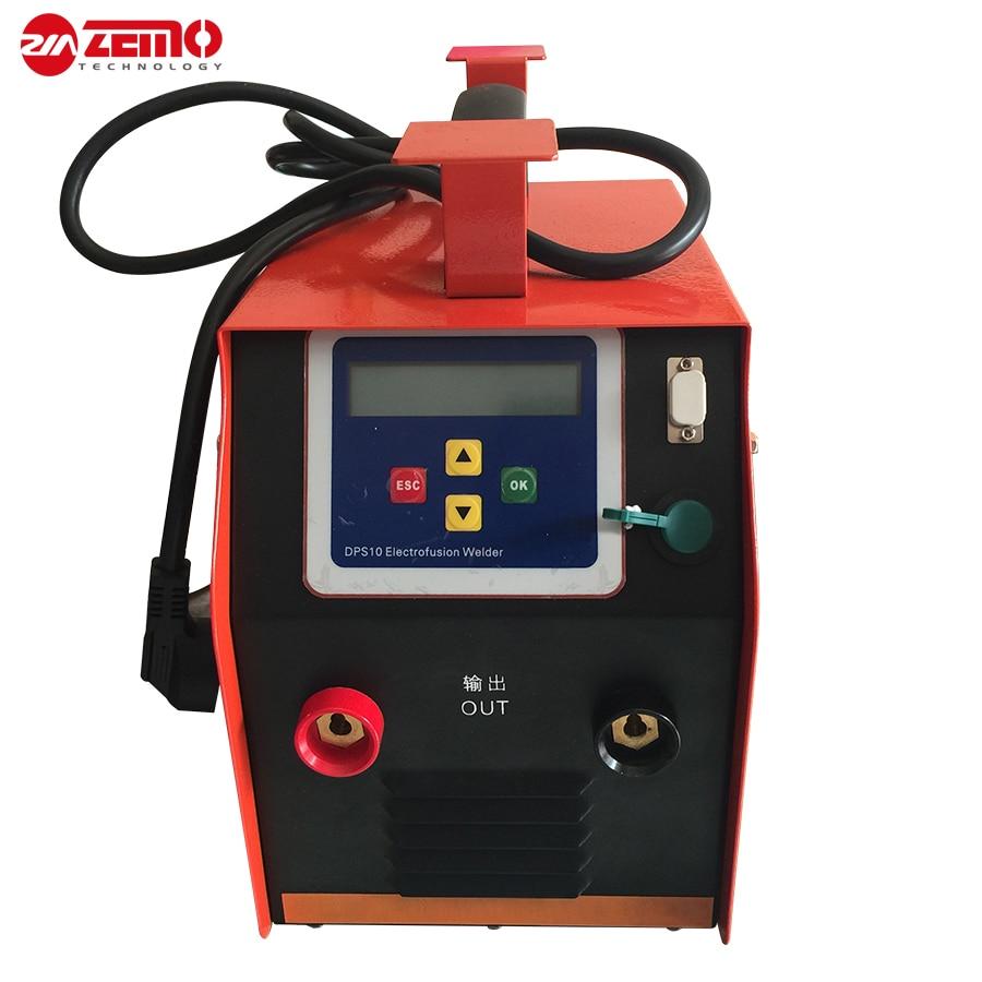 DPS10 15KW Electrofusion Welder Machines-in Plastic Welders from Tools