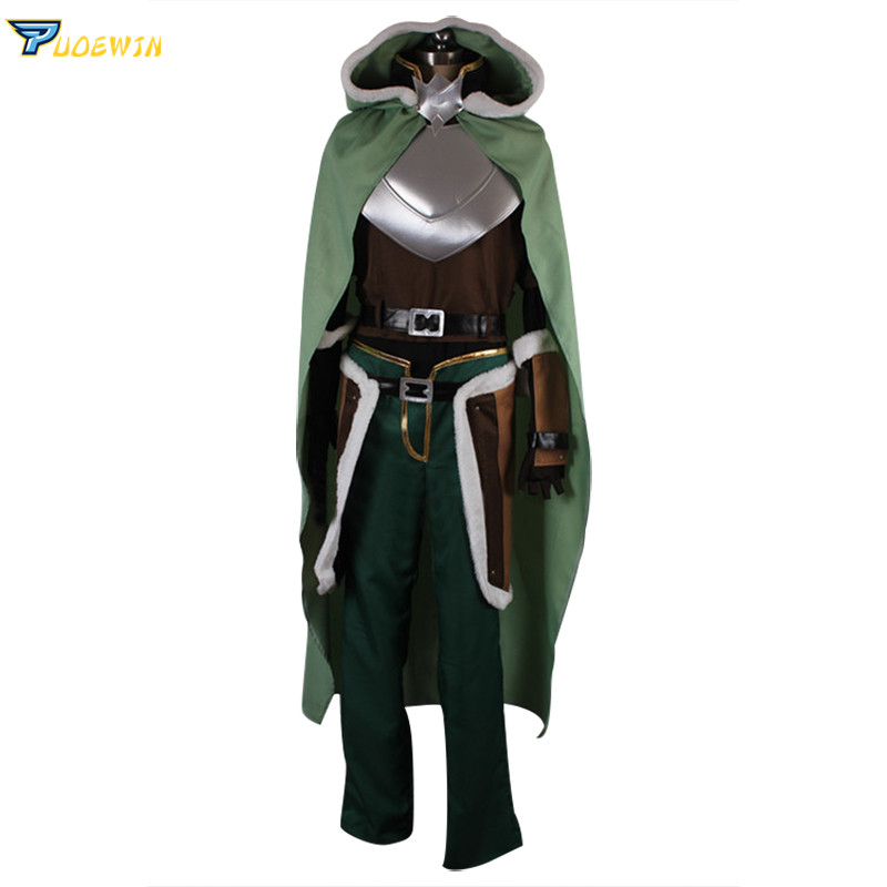 The Rising Of The Shield Hero Naofumi Iwatani Halloween Cosplay Costume Custom Made Any Size