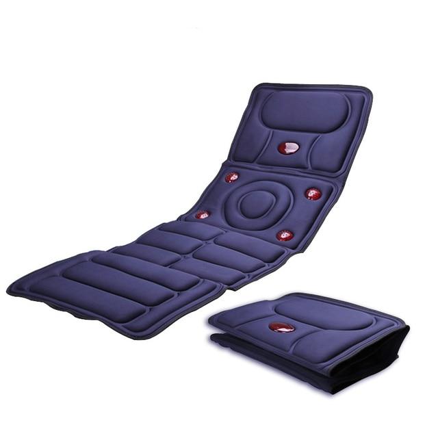 JORZILANO Massage Mattress Multifunctional Heated Massage ...