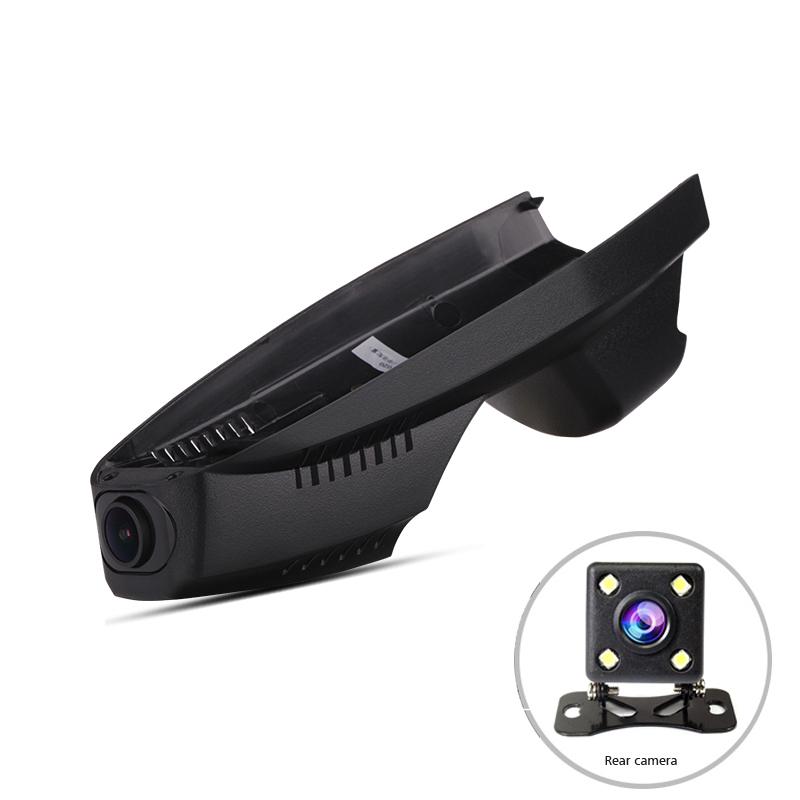 WiFi APP Manipulation Car DVR Camera For Ford Escape Kuga General Model 2013 2015 2017 2018