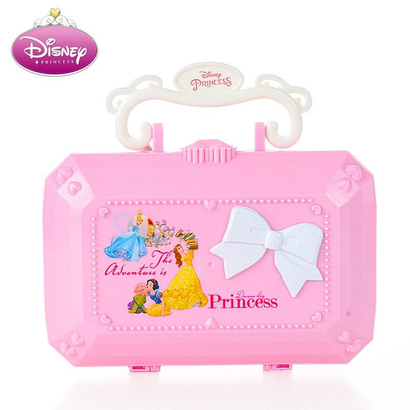 Disney maquillage beauté mode jouets Disney princesse reine des neiges jouets pour filles enfants maquillage accessoires bijoux enfants cadeau