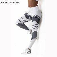 2018 NEW Hot 3D Print High Waist Legging Women Workout Fitness Leggings Push Up Jeggings Women