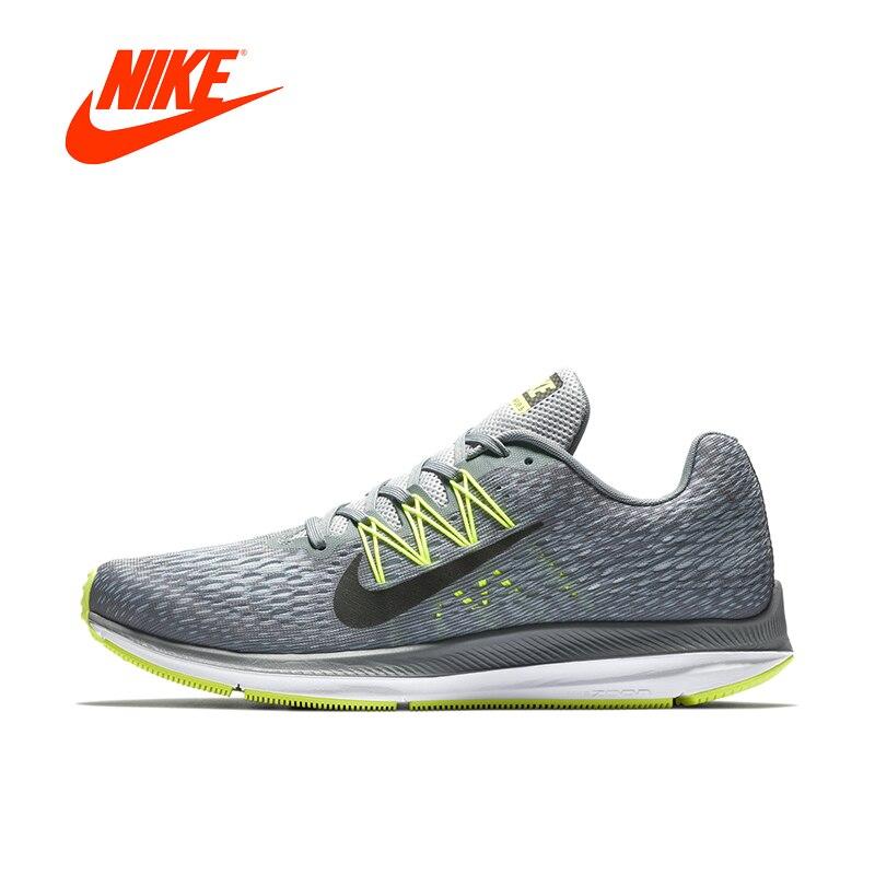 Footwear Winter Athletic Original NIKE ZOOM WINFLO 5 Mens Running Shoes Sneakers Sport Nike Shoes Male Outdoor Jogging Gym Shoes nike nike zoom winflo 2