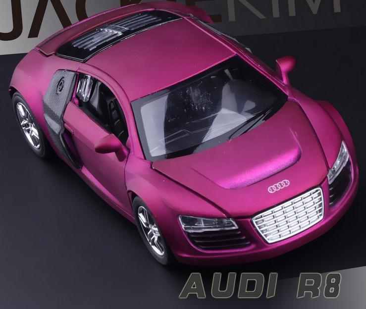 MINI-AUTO-132-kids-toys-AUDI-R8-metal-toy-cars-model-for-children-music-pull-back-car-miniatures-gifts-for-boys-4