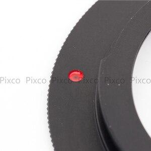 Image 4 - Pixco Lens Adapter Works for M42 Lens to Nikon Ai  camera D7100 D5200 D600 D3200 D800/D800E