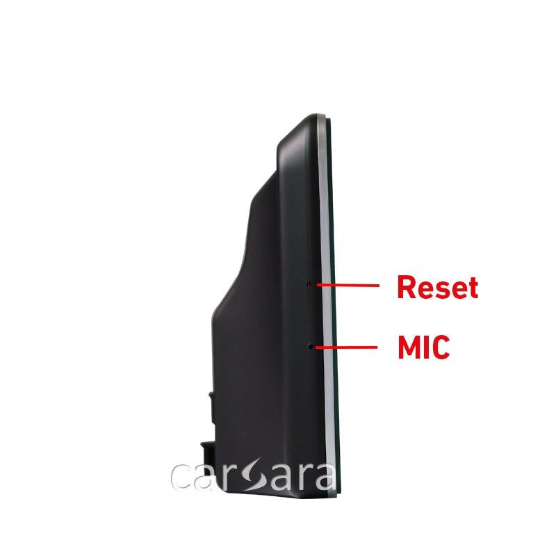 reset mic