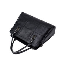 YGDB Brand Women Handbag Genuine Leather Vintage Versatile Shoulder Bag Ladies Tote Messenger Crossbody Bags Female Purse 1629#