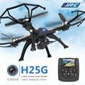 JJRC H25G 5.8 Г Передачи в Режиме реального времени HD 2.0MP КАМЕРА 2.4 Г 4CH 6 оси Гироскопа RC Мультикоптер HD Камера Один Ключ Авто Обратный RC Drone