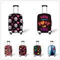 Tampas de proteção de bagagem elástico do desenho Original para 18 20 22 24 26 28 30 polegada mala Trolley grosso estiramento tampa mala de viagem