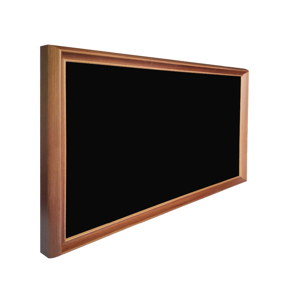 Image 5 - 43 inch wooden frame advertising kiosk lcd screen luxury display digital screen digital photo picture frame museum type-in Screens from Consumer Electronics