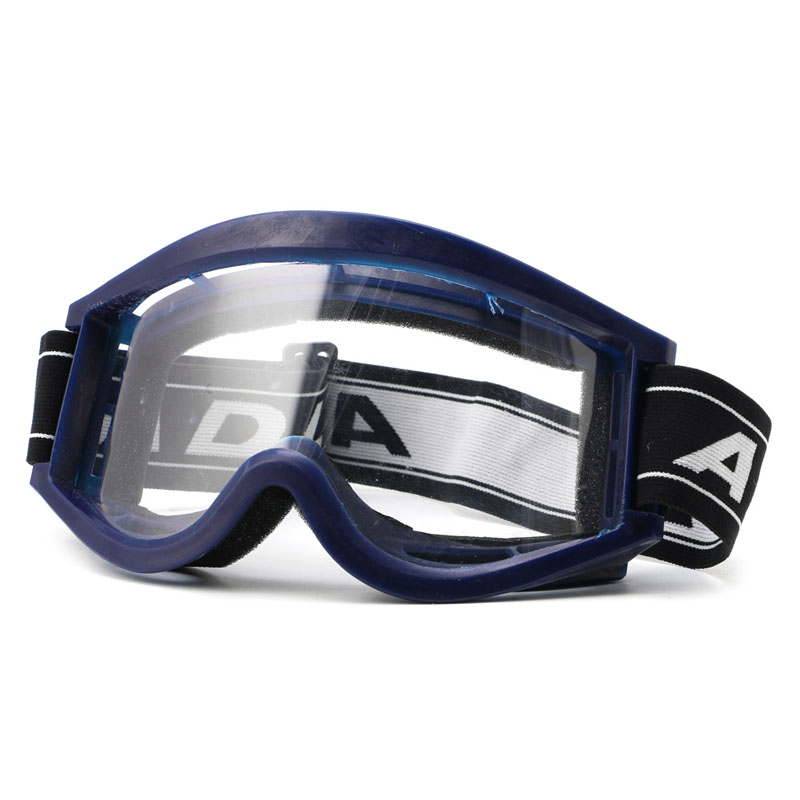 Youth Adult ATV Blue Goggle Motocross Motorcycle Raider Dirt Bike Goggles