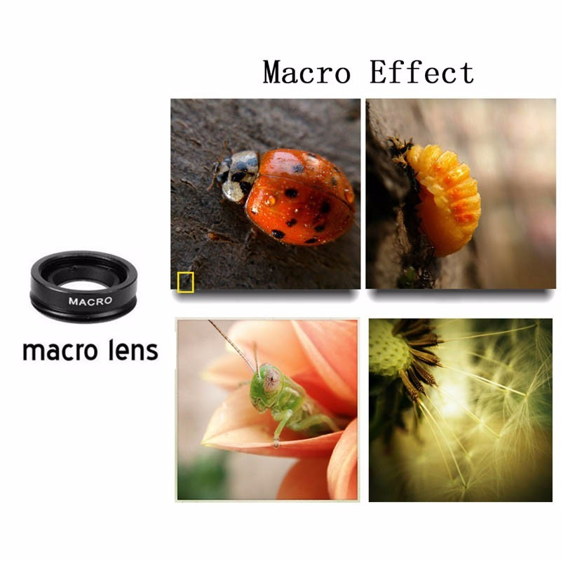 Newest Mobile Phone Camera Lens Kits Fisheye lense Wide Angle Macro Lens 12X Zoom Camera Telephoto Lens For iPhone Samsung LG 22